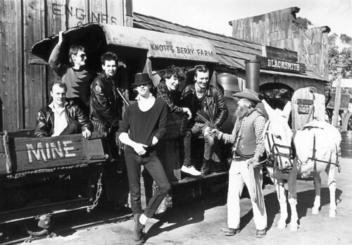 The Boomtown Rats at Knott's Berry Farm, 1981