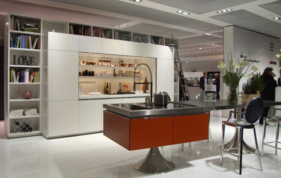 living kitchen 2011 philippe starck - Philippe Starck Kitchen