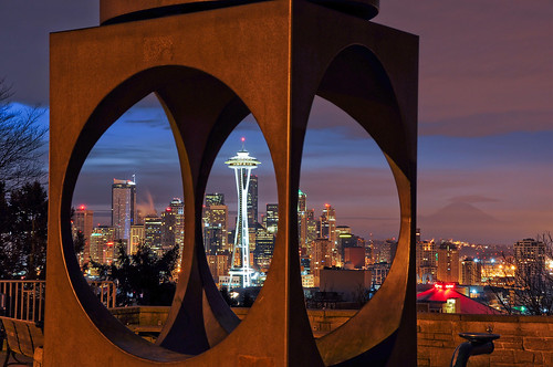 Seattle Through Changing Form