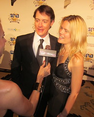Jason London, Sofia Karstens, Night of 100 Stars Oscar Party 2011 by Real TV Films