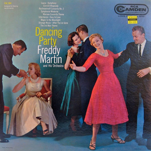 Dancing Party — Freddy Martin and His Orchestra