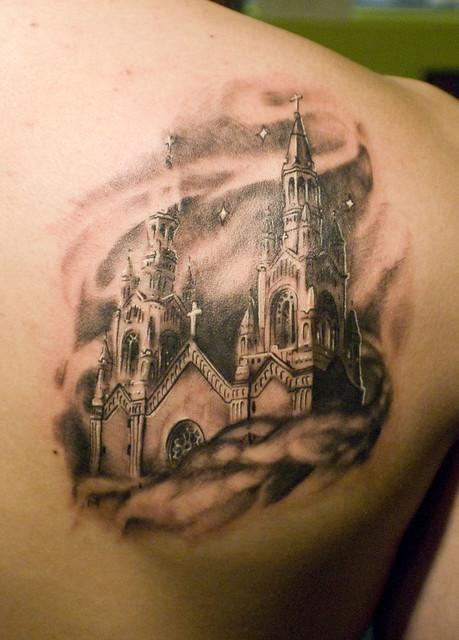 Heaven Gates Tattoo Designs Tattoo Removal Heaven Gate