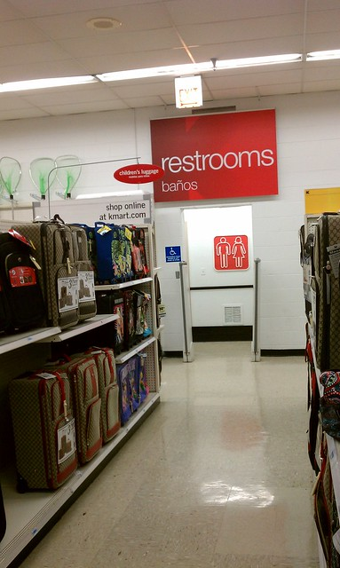 Kmart W Addison Street Chicago Illinois Restrooms