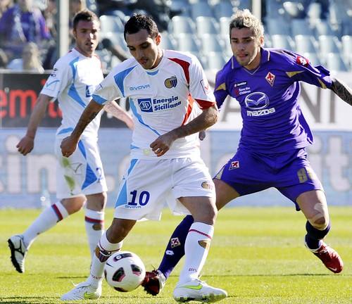 Calcio, Fiorentina-Catania 2-0: commento $
