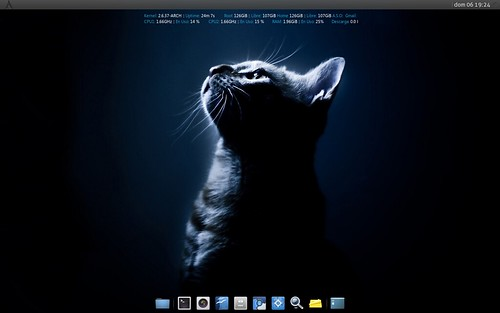 Arch Linux Marzo'11