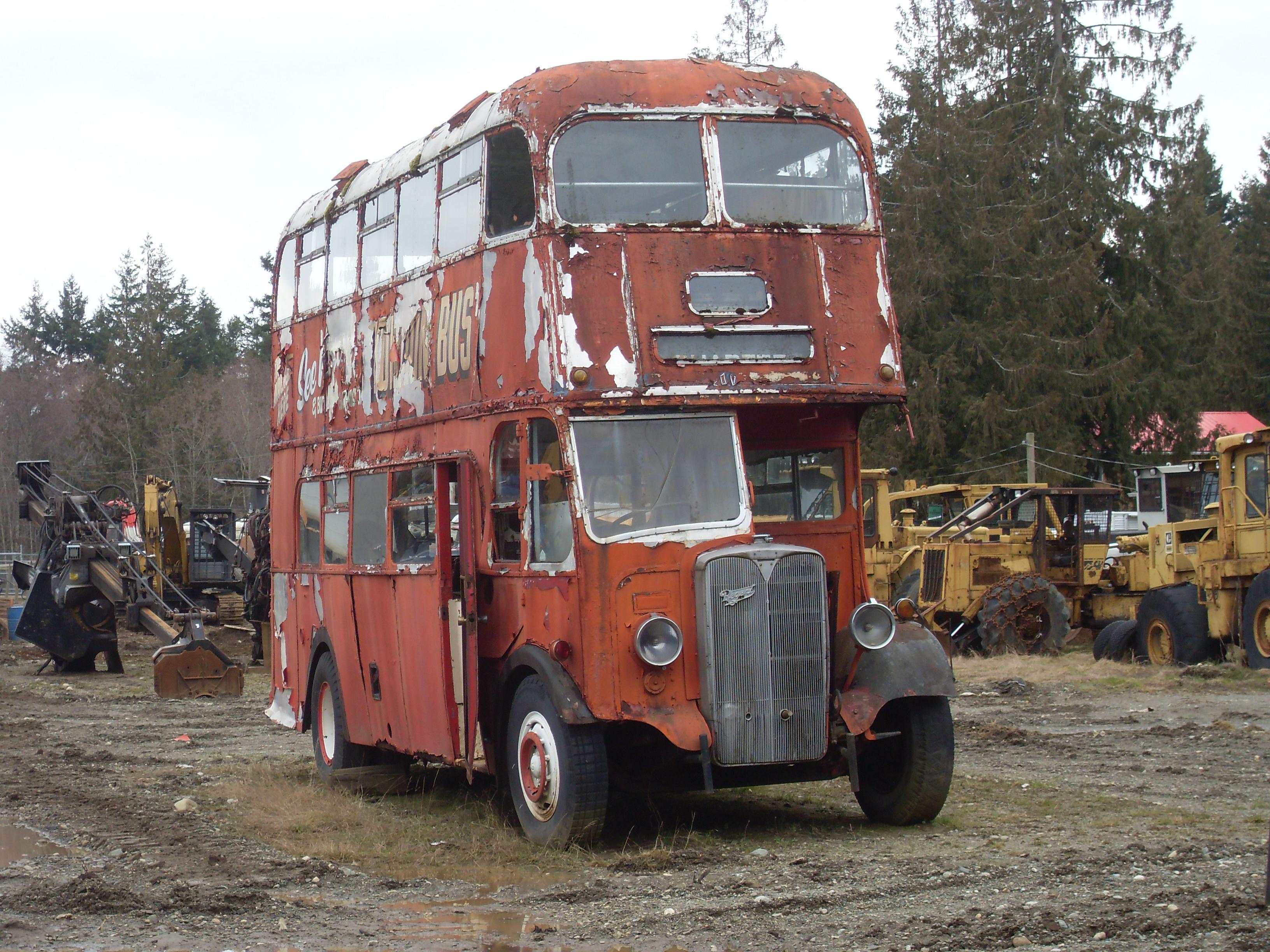 Bus Enthusiast Tours