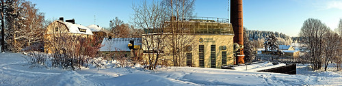 winter panorama house snow hospital finland former psychiatric sipoo mental nikkilä jokipuisto