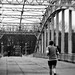 ~ la joggeuse de la passerelle ~ by Janey Kay