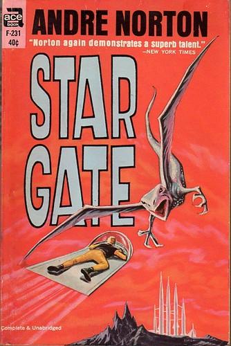 Star Gate - Andre Norton - cover artist Ed Emshwiller