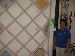 Faith Handkerchief Quilt