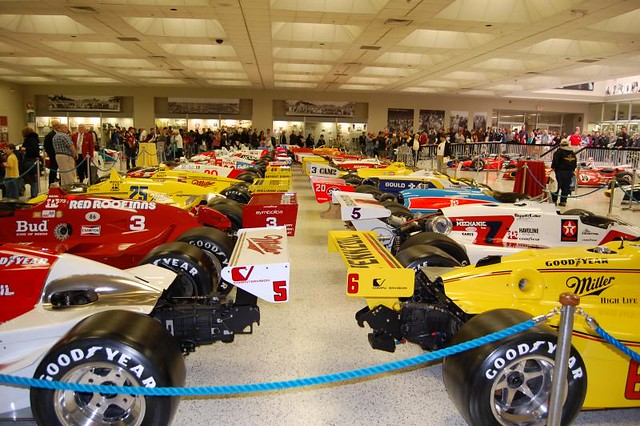 Indianapolis Motor Speedway Hall Of Fame Museum Flickr