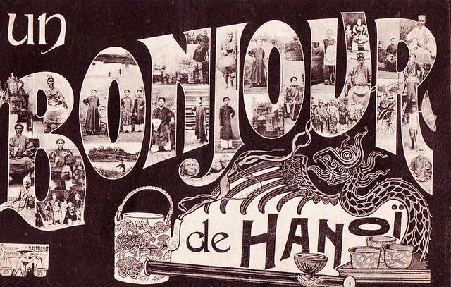 VIETNAM - Un Bonjour de HANOI