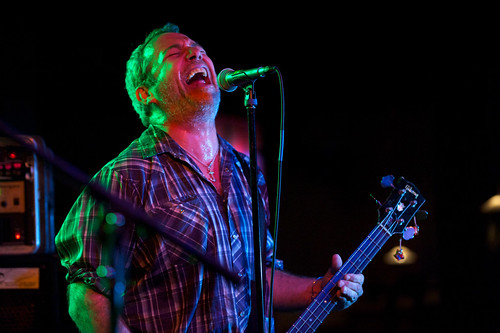 Mike Watt at the Canal Club