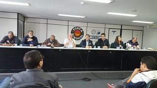 Candidato a vice-prefeito pelo Solidariedade apresenta propostas no Sindicato dos Metalúrgicos de SP e Mogi