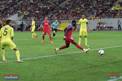 Steaua-Villarreal, 1-1