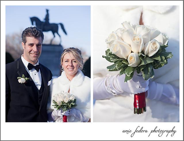 Winter Wedding by Amie Fedora