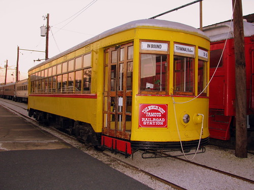 Trolley Car @ The Chattanooga Choo Choo
