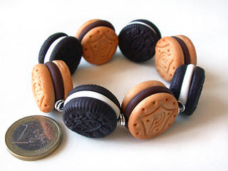 Pulsera de galletitas
