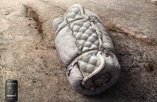 Karana TravelGear – Luxury Bed