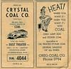 Coal ad, 1950