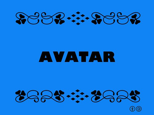 Buzzword Bingo: Avatar = Online graphical representation of a person #buzzwordbingo