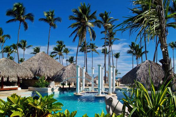 Royal Service swimming pool på Paradisus Palma Real