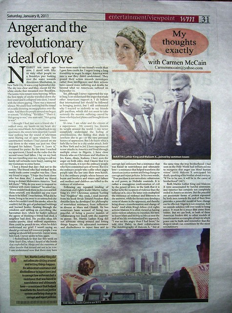 2011-1-8-Weekly Trust-column-Anger Revolutionary Love