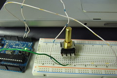 breadboard, personal computer hardware, circuit component, passive circuit component, microcontroller, electrical wiring, electronics, electrical network, electricity,