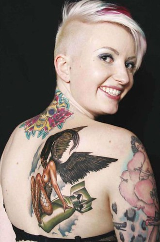 Women tattoos need to be considered in making tattoos