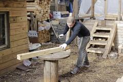 wall, wood, lumber, construction, carpenter,