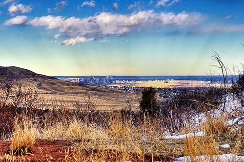 city sky usa snow grass clouds evening michael nikon colorado denver hills micha morrison schaefer d300 redrockpark ptf