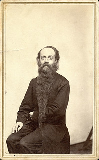 Man with Really Awesome Beard CDV