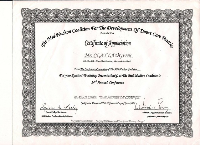nasa employee certificate - photo #35