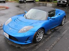 automobile(1.0), tesla(1.0), automotive exterior(1.0), tesla roadster(1.0), vehicle(1.0), automotive design(1.0), land vehicle(1.0), luxury vehicle(1.0), supercar(1.0), sports car(1.0),