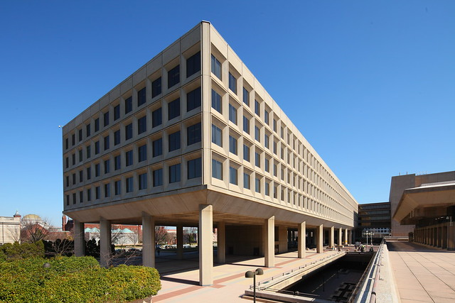 The James V. Forrestal Building