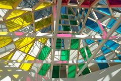 Daniel Buren: Architecture, contre-architecture : transposition