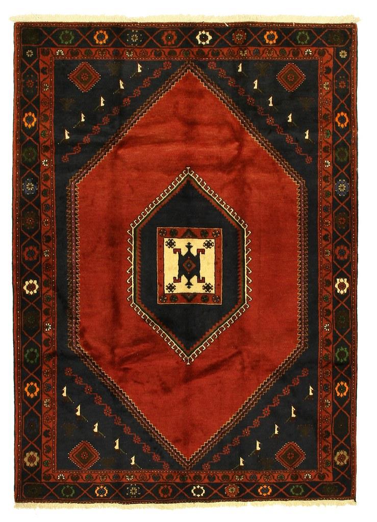 Klardasht carpet 236x171 cm from Persia / Iran