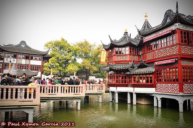 Yuyuan Market and Garden