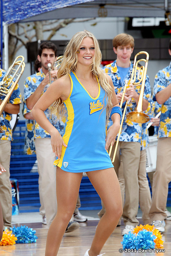 UCLA Dance Team 029