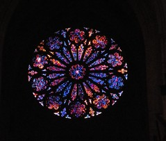 symmetry, purple, light, kaleidoscope, glass, circle, darkness, lighting, stained glass,