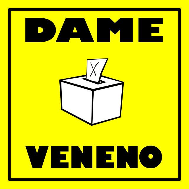 dame veneno com: