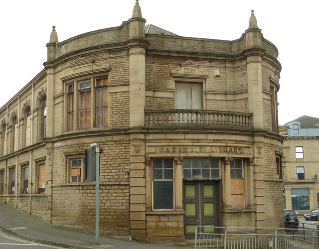 Former library