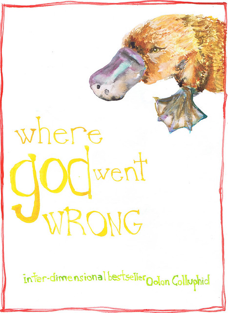 Cover for Oolon Colluphid's Where God Went Wrong