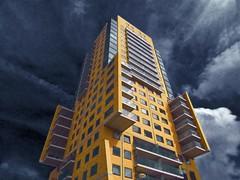 Pharos toren. Den Haag