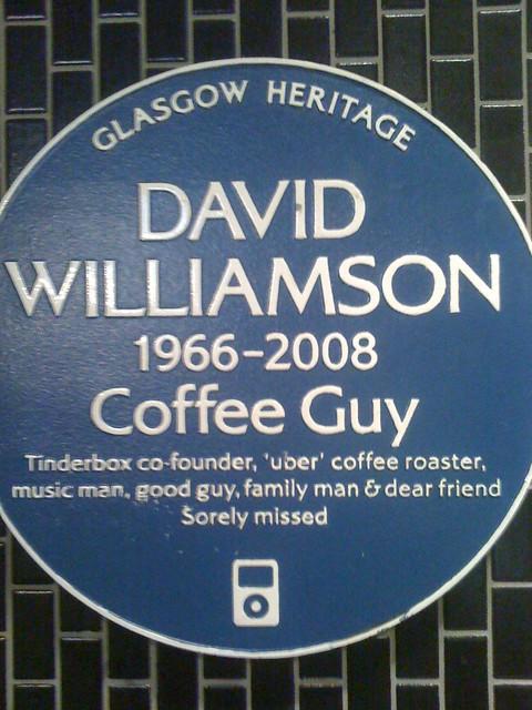 Header of David Williamson