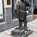 Public Art In Cork - The Echo Boys