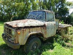 International Harvester pickup