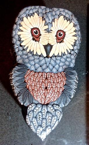 Owl Cane