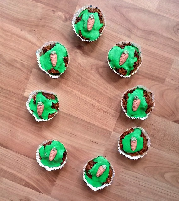 Goldengelchen Carrot Cupcakes2
