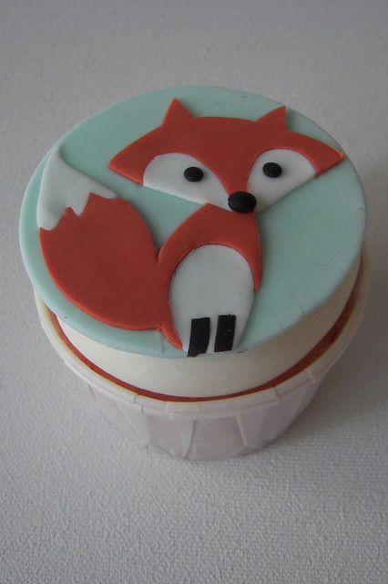 Animal Cupcake Cakes Ideas